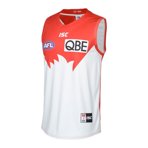 Sydney Swans 2020 ISC Mens Home Guernsey