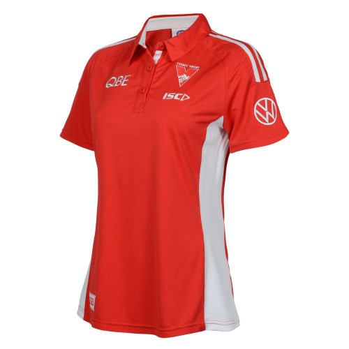 Sydney Swans 2020 ISC Womens Media Polo