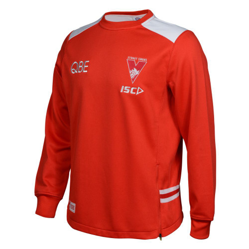 Sydney Swans 2020 ISC Mens Squad Crew Red