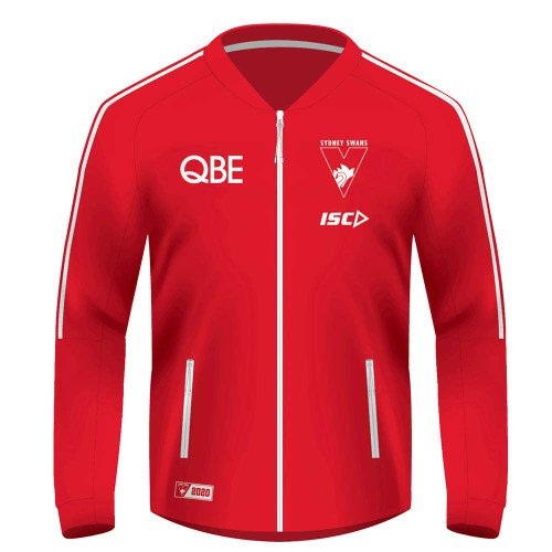 Sydney Swans ISC 2020 Mens T.P Match Jacket