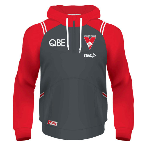 Sydney Swans 2020 ISC Womens Squad Hoody - Carbon