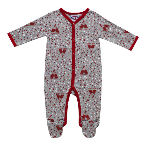 Sydney Swans 2020 Babies Coverall