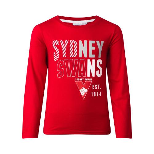 Sydney Swans 2020 Youth PJ Set