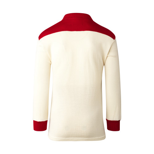 Sydney Swans FOF Adults Wool LS Guernsey - QBE 89