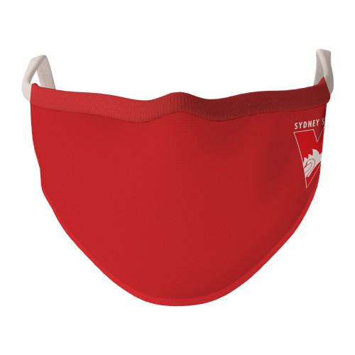 Sydney Swans 3 Pack Face Masks - Club Exclusive
