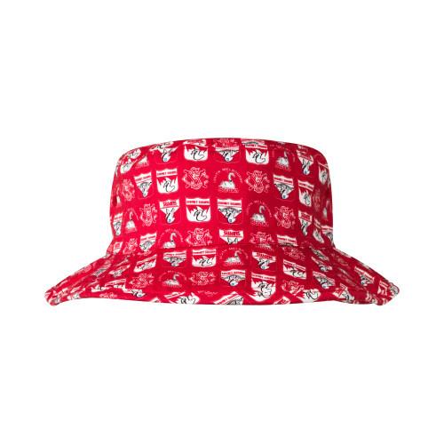 Sydney Swans 2021 Adults Bucket Hat
