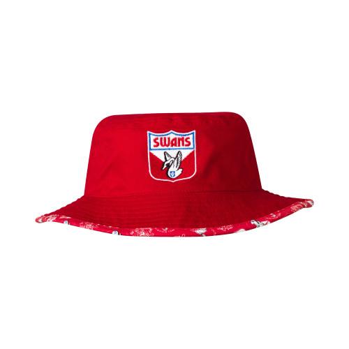Sydney Swans 2021 Kids Bucket Hat