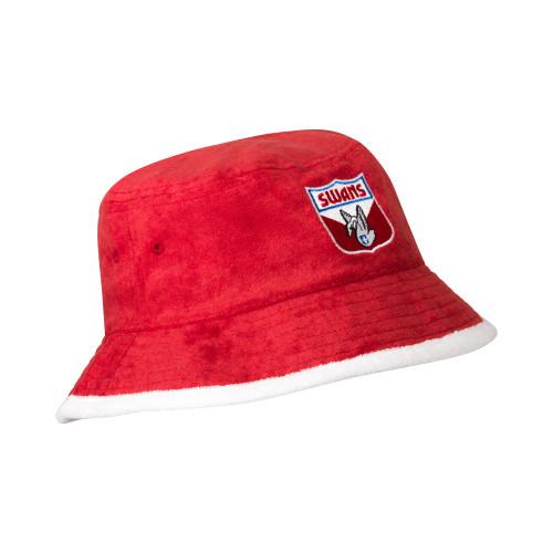 Sydney Swans 2021 Adults Terry Bucket Hat