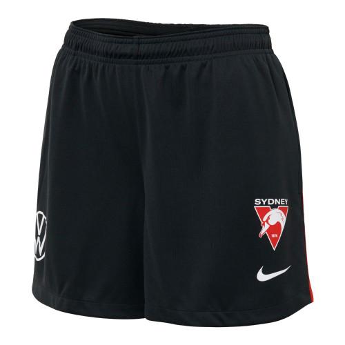Sydney Swans 2021 Nike Womens Training Short