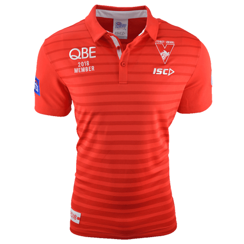 Sydney Swans 2018 Womens Members Polo