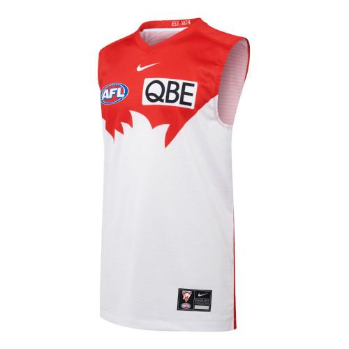 Sydney Swans 2021 Nike Mens Home Guernsey