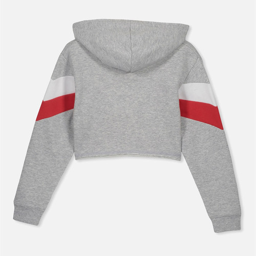 Sydney Swans 2020 Girls Retro Panel Chopped Hoody