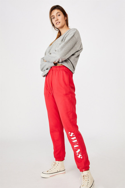 Sydney Swans 2020 Womens Old School Track Pant