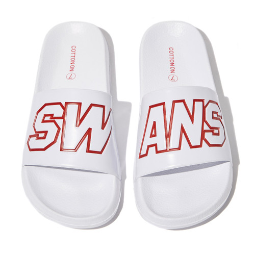 Sydney Swans Cotton:On Logo Slide