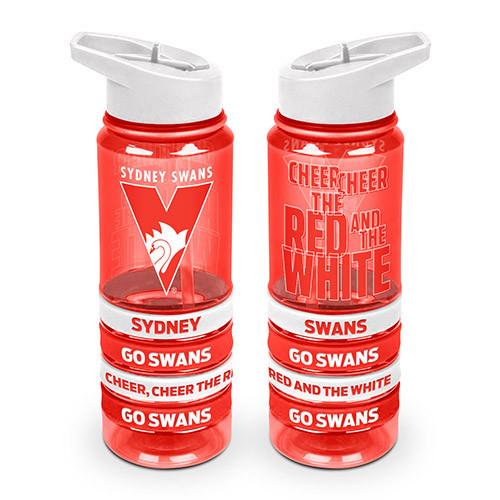 Sydney Swans Tritan Bottle & Bands