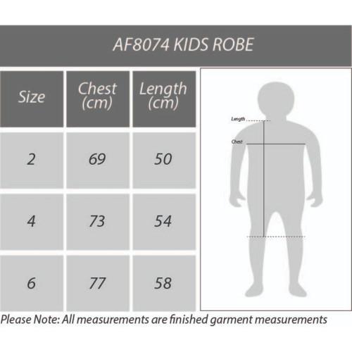 Sydney Swans 2021 Kids Robe