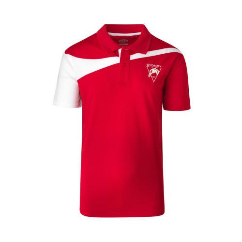 Sydney Swans 2021 Mens Premium Polo