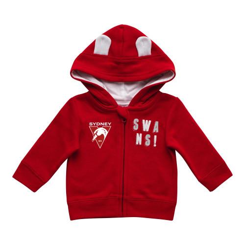 Sydney Swans 2021 Babies Hood