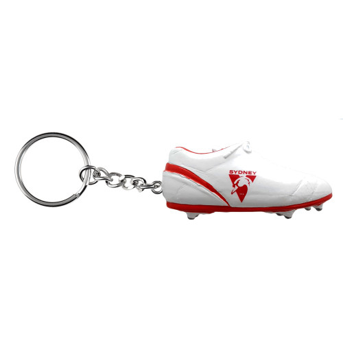 Sydney Swans 2021 New Logo Boot Keyring