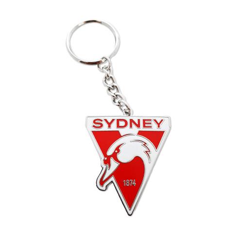 Sydney Swans 2021 New Logo Keyring