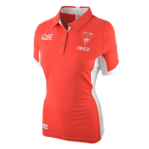 Sydney Swans 2018 ISC Womens Players Polo