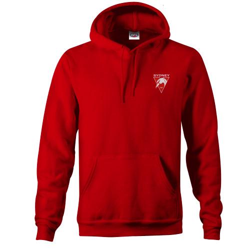 Sydney Swans 2021 New Logo AS Colour Hood