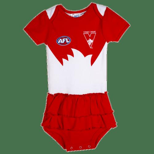 Sydney Swans Girls Footysuit