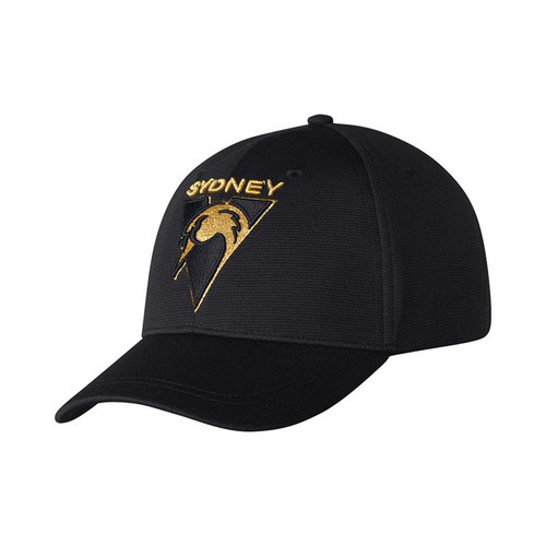 Sydney Swans 3D Gold Logo Core Cap