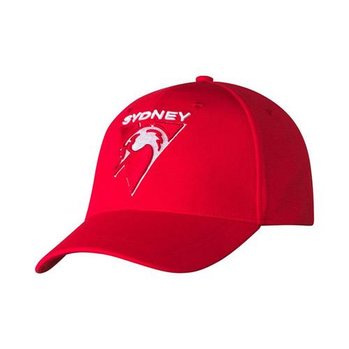 Sydney Swans 3D Colour Logo Core Cap
