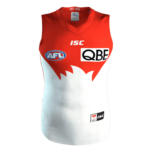 Sydney Swans 2016 Home Guernsey