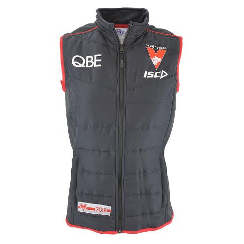 Sydney Swans 2018 ISC Womens Combination Vest
