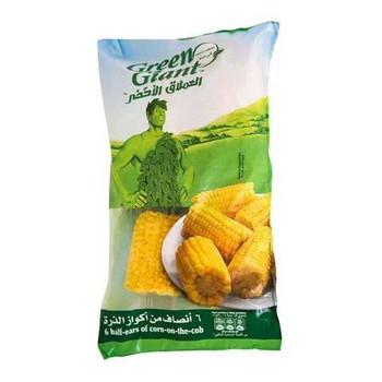 Green Giant Corn On The Cob Half Ears 600g