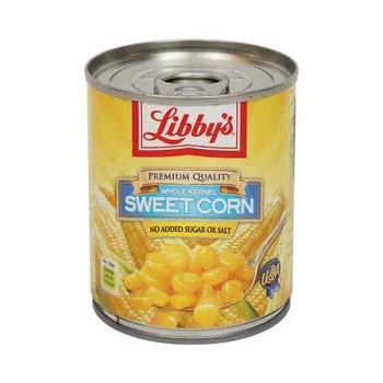 Libby's Whole Sweet Corn 426g