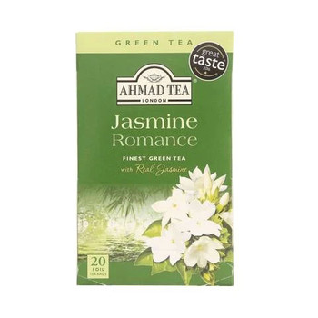 Ahmad Tea Jasmine Romance Finest Green Tea 40g