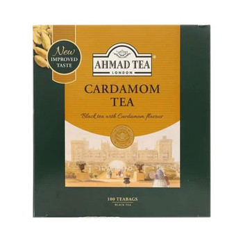 Ahmad Tea Cardamom Tea Bags 2g???100
