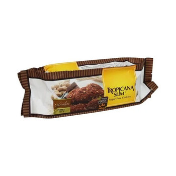 Tropicana Slim Sugar Free Cookies Chocolate 100gm