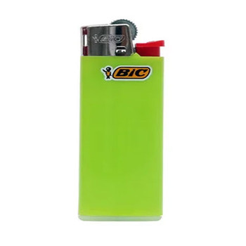 Bic Classic Lighter Small Size Green Colour