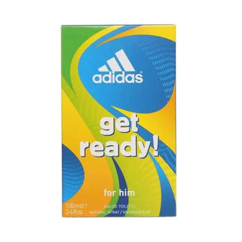 Adidas Get Ready For Him Natural Spray Pack 100ml