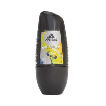 Adidas Get Ready Anti Perspirant Roll On 50ml