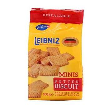 Bahlsen Leibniz Miniz Butter Biscuit 100g