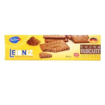 Bahlsen Leibniz Biscuits Cocoa 200g
