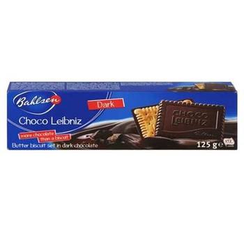 Bahlsen Choco Leibniz Dark Chocolate Biscuit 125g