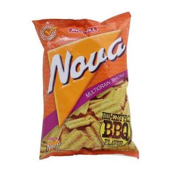 Jack & Jill Nova Multigrain Snacks BBQ Flavor 78g