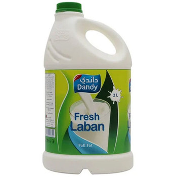Dandy Fresh Laban Full Fat 2L