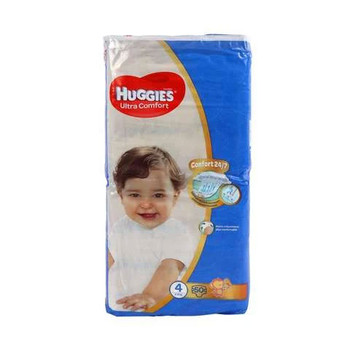 Huggies Baby Diapers Jumbo Size 4 from 8 14 kg 50pcs
