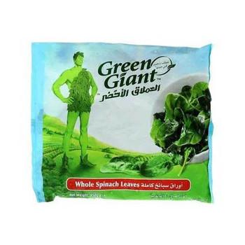 Green Giant Frozen Spinach 450g