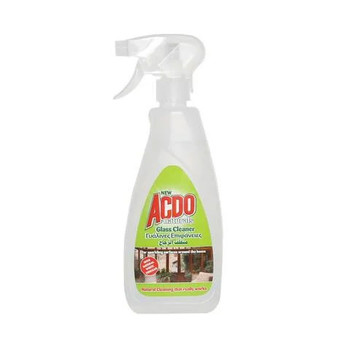 Acdo Naturals Glass Cleaner 500ml
