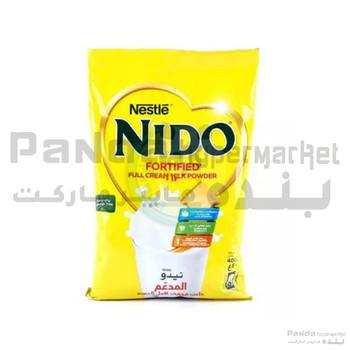 NIDO Full Cream Milk Powde Pouch 400gmLB