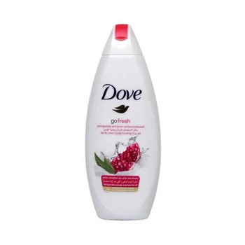 Dove Body Wash Pomegranate & Lemon Verbena 250ml