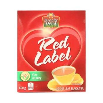 Brooke Bond Red Label Loose Leaf Black Tea 450g